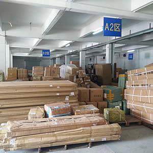 China Guangzhou Warehouse